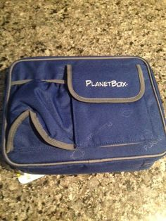 New Age Mama: PlanetBox - the smart lunchbox