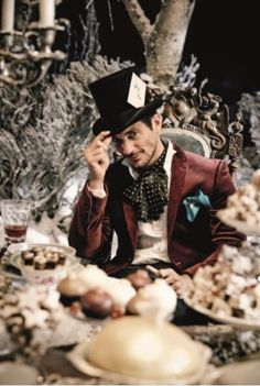 Liked David Gandy's Hatter M&S