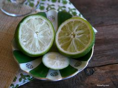 Coconut Lime Frozen Margaritas squeezed lime