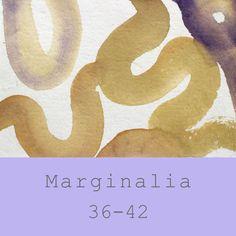 高木正勝 Marginalia 36-42