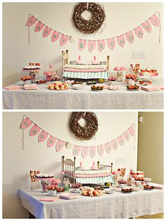 Inspiration for decorating for April's birthday...Check out tybebe.blogspot.com. She's a super great photographer!