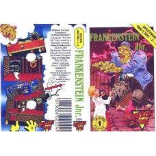Frankenstein Jnr for ZX Spectrum from Cartoon Time
