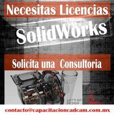 Licencias Solidworks en Mexico