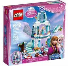 LEGO Elsa's IJskasteel 41062