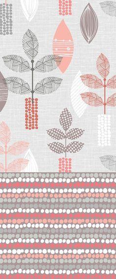wendy kendall designs – freelance surface pattern designer » leaf silhouette: