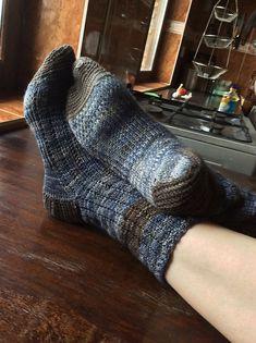 Ravelry: Endurance Socks pattern by Sarah Burghardt Abram