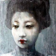 Kunstwerk: Itami (in de kunstuitleen) van kunstenaar Christiaan Lieverse