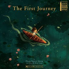 Kaa Illustration's 'The First Journey' Published In Singapore