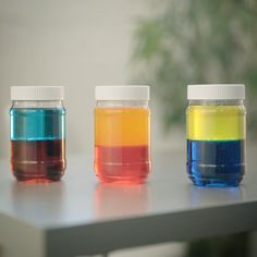 Make these calm-down jars while also learning about the mixing of colors. The se… Make these calm-down jars while also learning about the mixing of colors. The secrets to making these is the oil-based food coloring. Get tips on how… Continue Reading → Science Experiments Kids, Science For Kids, Science Videos, Science Party, Science Lessons, Science Center Preschool, Stem Preschool, Preschool Weather, Science Quotes