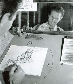 Disney animator.