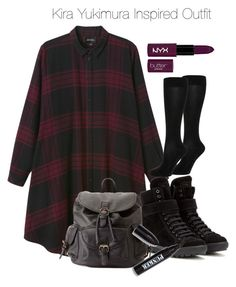 """Teen Wolf - Kira Yukimura Inspired Outfit"" by staystronng ❤ liked on Polyvore"