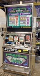 IGT Slot Games :: IGT S2000 Reel Slot - Triple Diamond Deluxe - Slot Machine image by WorldSlotSales - Photobucket