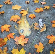 David Zinn, Ann Arbor, MI, 11/15 (LP)