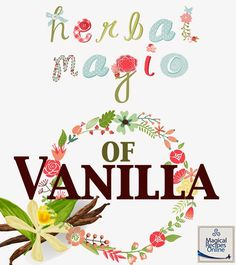 Herb Analysis: Vanilla: The Witch's Best Friend