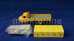 TOMICA LV 51 | MAZDA T2000 1974 | 3 WHEEL LONG TRUCK | NITTSU REMOVAL