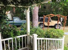 Luke's truck is in her driveway, just saying!!