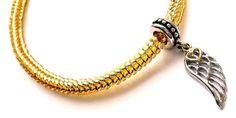 Oceľové koráliky z chirurgickej ocele se širokým prieťahom | koralky.sk Bracelets, Jewelry, Flora, Fashion, Luxury, Moda, Jewlery, Jewerly, Fashion Styles