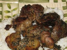 Hungarian Chicken Livers
