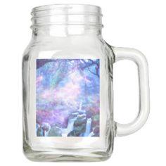 Lilannah Falls Mason Jar