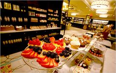 Marketplace at the Plaza Food Hall, 5th Ave Plaza Hotel