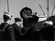 The Fleet Is in 1934 San Francisco John Gutmann