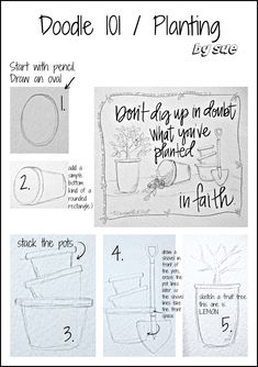 Doodle how-to and tips Sue Carroll