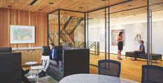 The see-through office: Why interior glass is all the rage in workplace design | Building Design + Construction