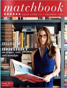 Matchbook {online lifestyle magazine, past and present fashion, culture, travel, decor}