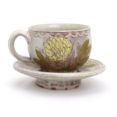 Shop: Cup & Saucer - The Clay Studio
