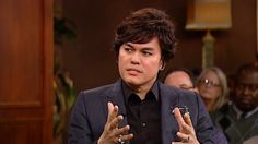 Joseph Prince Says Year-Long State of Depression Taught Him To Focus on Preaching About God's Grace.
