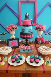 Monster High party by Invento festa