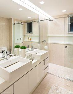 Apartamento em Brasília esbanja sofisticação - Casa