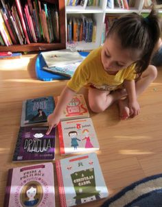 BabyLit - introducing classic literature to the very youngest readers