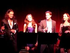Constantine Maroulis & friends sing Money to Burn, 8/13/12