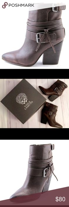 Vince Camuto Rhiannon Booties NWT