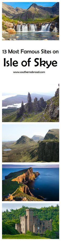 Isle of Skye Scotland, Isle of Skye Fairy Pool