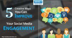 5 Creative Ways You Can Improve Your Social Media Engagement http://sendsocialmedia.com/5-creative-ways-can-improve-social-media-engagement?utm_source=rss&utm_medium=send+social+media&utm_campaign=RSS