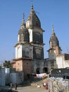 HinduTemplesinPakistan -Taxila, Punjab
