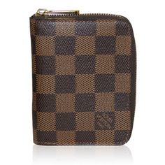 Louis Vuitton Damier Ebene Zippy Coin Purse in Box is waiting for you here!