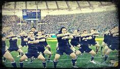 All Blacks Haka