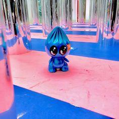 Tape Art in Hongkong (c) Little Pea by Oda Schultz #Art #LittlePea #Comic #Figure #OdaSchultz
