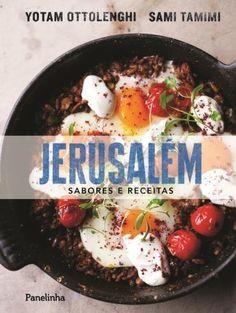 Jerusalém - Sabores e Receitas
