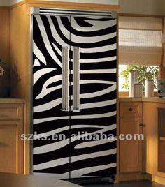 & Zebra Stripe Mural - Door Number 1 | Doors Bald hairstyles and Eye pezcame.com