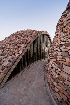 Mapungubwe Interpretation Centre by Peter Rich Architects