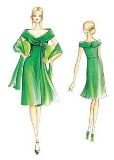 Our Patterns :: Sewing pattern 3169 -