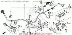 10 1989 Yamaha Zuma Ideas Yamaha Zuma Electrical Wiring Diagram