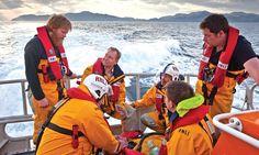 lifeboat man - Google Search