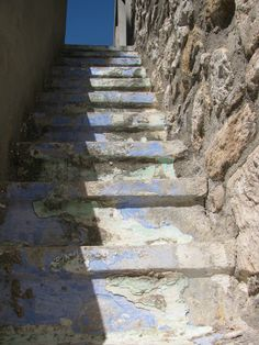 Greek steps....love!