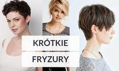 Krótkie fryzury – zdjęcia i inspiracje
