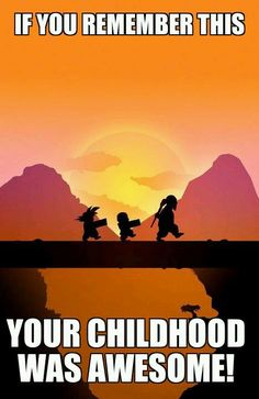 Your cool if you like dragonball Z but if youve never seen dragonball YOUR A…